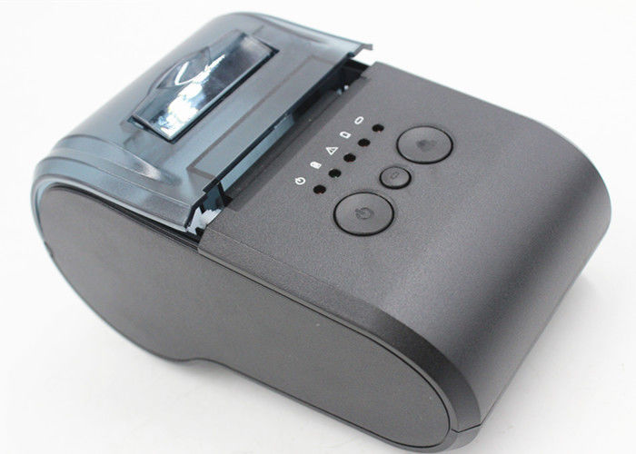 handheld type small mobile   2inch   portable thermal printer for online order bill