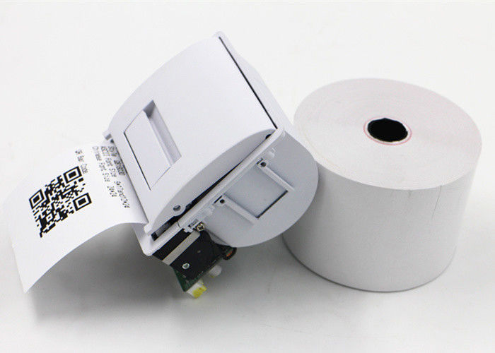 Embedded Thermal 58mm Kiosk Panel Mount Printers For Madical Devices