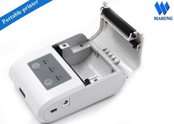 Waterproof 2 '' Wireless Bluetooth Thermal Receipt Printer with Mechanism MS-215