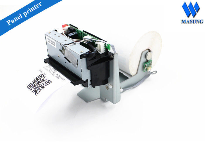 Mini 58 Mm 384 Dots / Line Usb Thermal Kiosk Printer For Parking Machine
