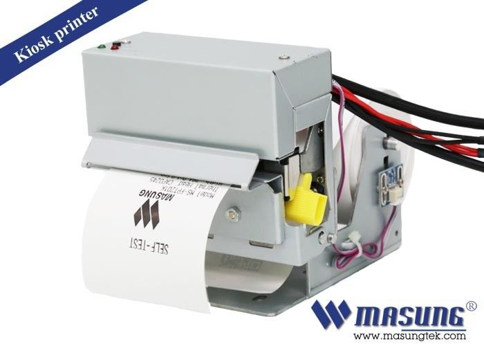 Label Thermal Printer Module Thermal Printer Inverse For Parking Management System/self-service terminal