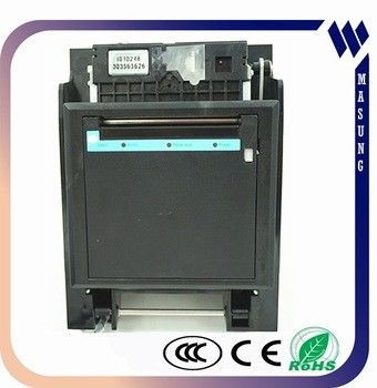 80mm Thermal Printer High Printing Speed USB Panel Ticket Printer with Thermal Driver Receipt Printer