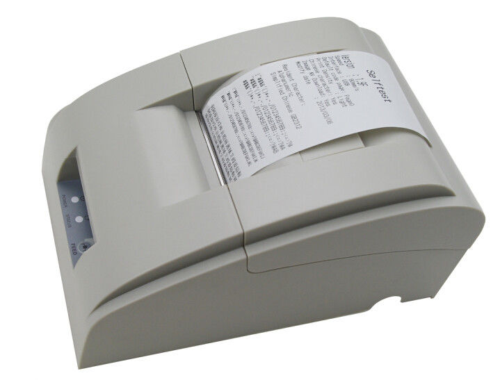Cashbox Drive Network POS Thermal Printer  With EPSON ESC / POS Command