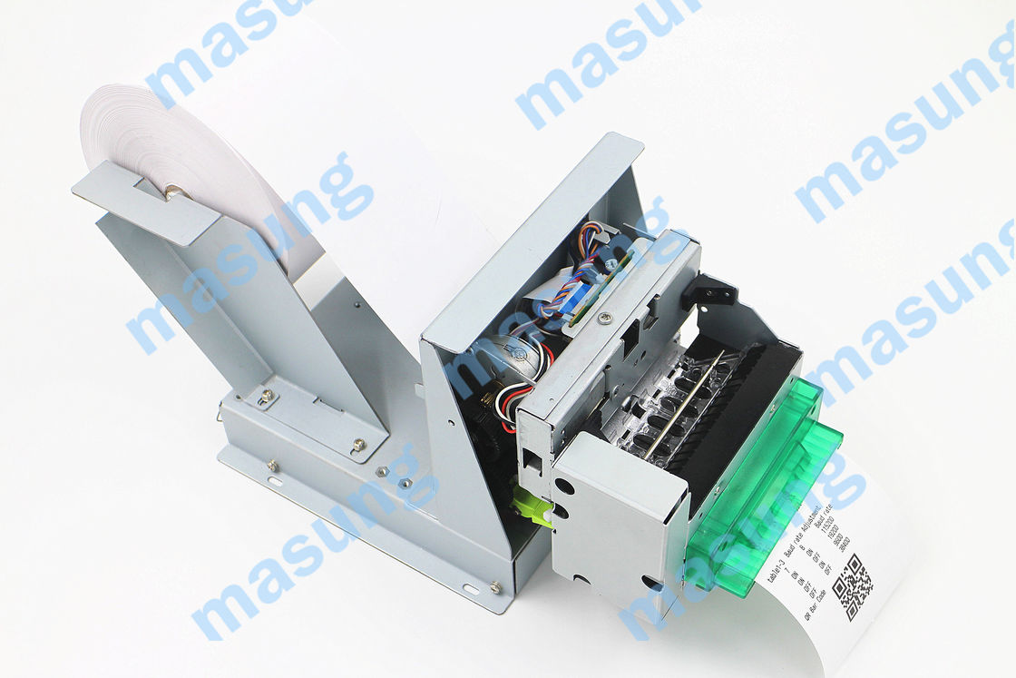 Android OS 3 Inch Thermal Printer For Ticket vendor / Multimedia Kiosk